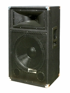 "Mr. Dj (PATPSS-1700) Patron Single 15"" Speaker Box"