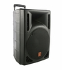 "Mr. Dj (PBS-1609MP3) 12"" Active Powered Loud Speaker 1600 Watts Peak Momentary Power Output"