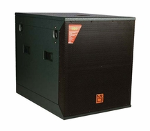 Mr. Dj (PRO-6000AMP) Professional Series, 18'' 6000 Watts, Active / Pre Amplified Subwoofer