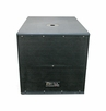 Mr. Dj (SUB1000) Professional Subwoofer Boxes 1000 Watts (Peak) Maximum Power Output