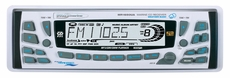 Boss Audio (MR1650UA) MP3/CD AM/FM RDS Receiver, Weather Band