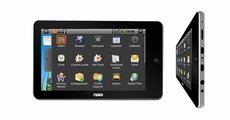 "Naxa (NID-7000) Core 7"" Tablet PC with 4GB Built-In Memory Powered by Android OS"