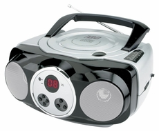 Naxa (NPB-233) Portable CD Player with AM/ FM Stereo Radio