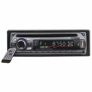 Nitro (BMW-4157) DVD/CD/MP3 Player, AM/FM/MPX Radio Digital Tuner, USB Port/SD Card Interface, 4 Channel High Power Output, AUX, Fully Detachable Front Panel and Anti-Theft