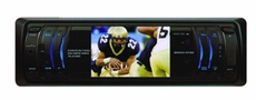 Nitro (BMWX-4730) Single DIN 3.2 inch TFT Monitor DVD / MP3 / MP4 / CD / CD-R / CD-RW / VCD / SVCD / AM/FM Receiver with Flip-Down Detachable Front Panel, USB Port, SD Card Slot & Remote