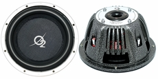"O2 Audio (AIR12S-2) 12"" Dual 2 Ohm VC Woofer, 2000 Watts"
