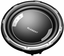"O2 Audio (EL-12) 12"" Subwoofer 600 Watts"