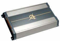 O2 Audio (EL- A10002) 2 Channel Amplifier, 1000Watts