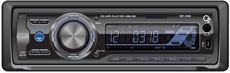 O2 Audio (MP-1000) Single-Din In-Dash CD, MP3, AM/ FM Receiver with USB/ SD Memory Car Slot
