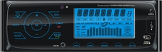 O2 Audio (MP-2000) Single-Din In-Dash CD, MP3, WMA,  AM/ FM, RDS, MMC Compatible with USB/ SD Memory Card Slot