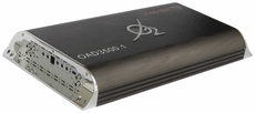 O2 Audio (OAD3500.1) 1 Mono Channel Amplifier, Class D, 3500 Watts