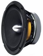 "O2 Audio (OM-605ND-4-8) 6.5"" Midrange, 4 OHM and 8 OHM, 260W"