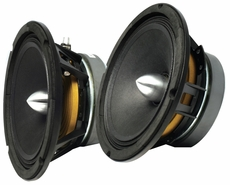 "O2 Audio (OM6-300) 6.5"" Midrange, 260 Watts, 4 Ohm"