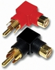 RCA connectors and adapters