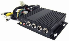 Optix (LCDQUAD4SW) QUAD Splitter and Switcher 4 Camera Inputs