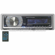 Performance Teknique (ICBM-7346) CD/MP3/WMA Player, AM/FM Radio, 30 Preset Stations, USB/SD Card Interface, Flip-Down/Detachable Front Panel, Aux