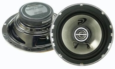 "Performance Teknique (ICBM-762) 6-1/2"" 2-Way Coaxial Speakers"