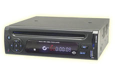 Performance Teknique (ICBM-9193) Multimedia Player With External Remote Sensor Eye (IR)