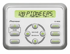Pioneer (CD-MR80D) Wired Marine Remote Control with Display