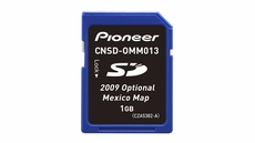 Pioneer (CNSD-OMM013) Optional Mexico Map