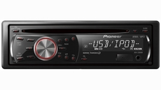 Pioneer (DEH-2200UB) CD Receiver with iPod Direct Control and USB Input