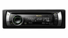 Pioneer (DEH-P310UB) Premier CD Receiver with iPod Direct Control and USB input, Bluetooth Ready