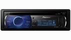 Pioneer (DEH-P4200UB) CD Receiver with OEL Display, USB Direct Control of iPod, and 7-Way Rotary Commander