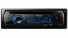Pioneer (DEH-P510UB) Premier CD Receiver with Full Motion OEL Display and USB Direct Control of iPod, Bluetooth Ready