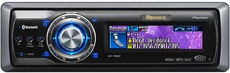 Pioneer (DEH-P980BT) Premier In-Dash CD/MP3/WMA/WAV/iTunes AAC Receiver with Bluetooth Wireless Technology