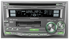 Pioneer (FH-P4200MP) In-Dash Double-DIN CD/Cassette Receiver