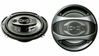 "Pioneer (TS-A1673R) 6-1/2"" 3-Way Speaker with 180 Watts Maximum Power"