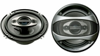 "Pioneer (TS-A1683R) 6�"" 4-Way Speaker with 280 Watts Max. Power"