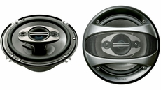 "Pioneer (TS-A1683R) 6½"" 4-Way Speaker with 280 Watts Max. Power"