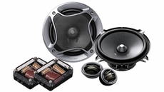 "Pioneer (TS-A1702C) 6¾"" Component Speaker Package with 230 Watts Max. Power"