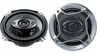 "Pioneer (TS-A1782R) 6�"" (Oversized 6�"") 4-Way Speaker with 280 Watts Maximum Power"