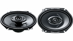 "Pioneer (TS-A6882R) 6"" x 8"" 4-Way Speaker with 280 Watts Max. Power"