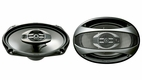 "Pioneer (TS-A6963R) 6"" x 9"" 3-Way Speaker with 270 Watts Max. Power"