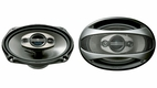 "Pioneer (TS-A6983R) 6"" x 9"" 4-Way Speaker with 440 Watts Max. Power"