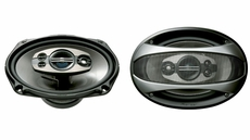 "Pioneer (TS-A6993R) 6"" x 9"" 5-Way Speaker with 460 Watts Max. Power"