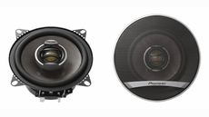 """Pioneer (TS-D1002R) 4"""" 2-Way Speaker with 110 Watts Max. Power"""