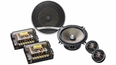 """Pioneer (TS-D1320C) 5¼"""" Component Speaker Package with 180 Watts Max. Power"""