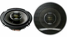 "Pioneer (TS-D1602R) 6½"" 2-Way Speaker with 260 Watts Max. Power"