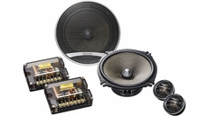 "Pioneer (TS-D1720C) 6¾"" Component Speaker Package with 260 Watts Max. Power"