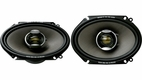 "Pioneer (TS-D6802R) 6"" x 8"" 2-Way Speaker with 260 Watts Max. Power"