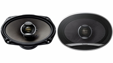 "Pioneer (TS-D6902R) 6"" x 9"" 2-Way Speaker with 360 Watts Max. Power"