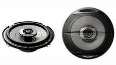 "Pioneer (TS-G1643R) 6½"" 2-Way Speaker with 180 Watts Max. Power"