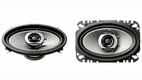 "Pioneer (TS-G4643R) 4"" x 6"" 2-Way Speaker with 130 Watts Max. Power"