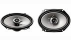 "Pioneer (TS-G6843R) 6"" x 8"" 2-Way Speaker with 180 Watts Max. Power"