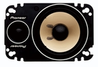 "Pioneer (TS-P462) 4"" x 6"" 2-Way Component Plate Speaker with 150 Watts Maximum Power"