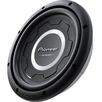"Pioneer (TS-SW3001S4) 12"" Shallow Mount Subwoofer with 1500 Watts Max. Power"
